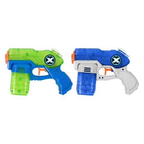 Zuru X-Shot Water Warfare Double Stealth Soakers Small Water Blaster Value Pack - image 1 of 5