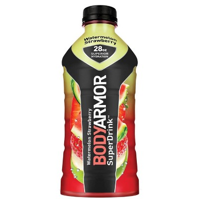 Energy & Sports Drinks: BODYARMOR