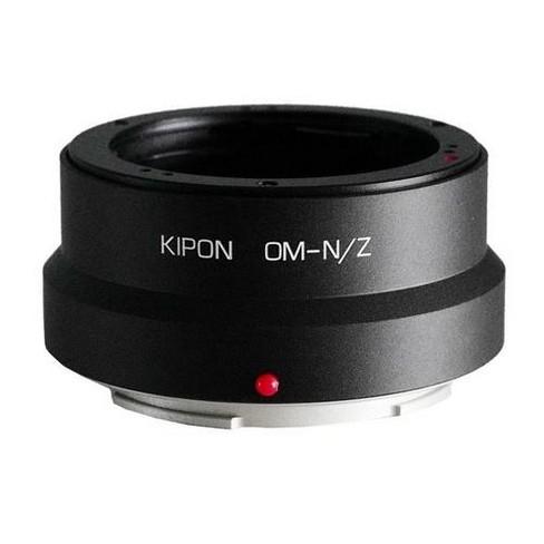Kipon Olympus OM Mount Lens to Nikon Z Mount Camera Adapter - image 1 of 1
