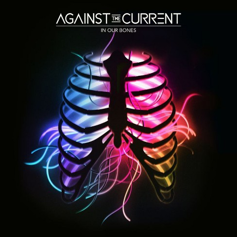 Against the current - In our bones (CD) - image 1 of 1