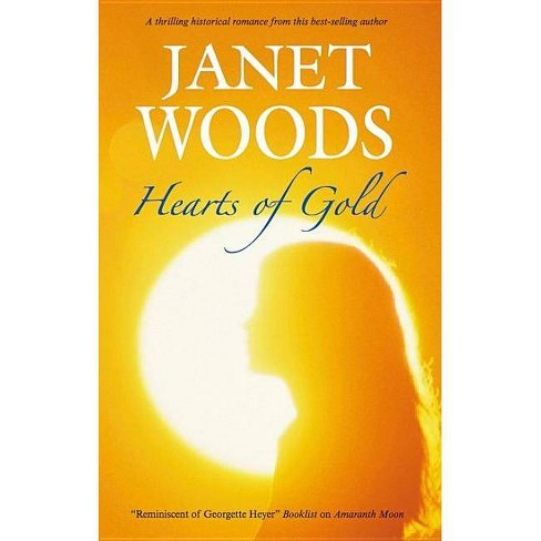 Hearts of Gold - by  Janet Woods (Hardcover) - image 1 of 1