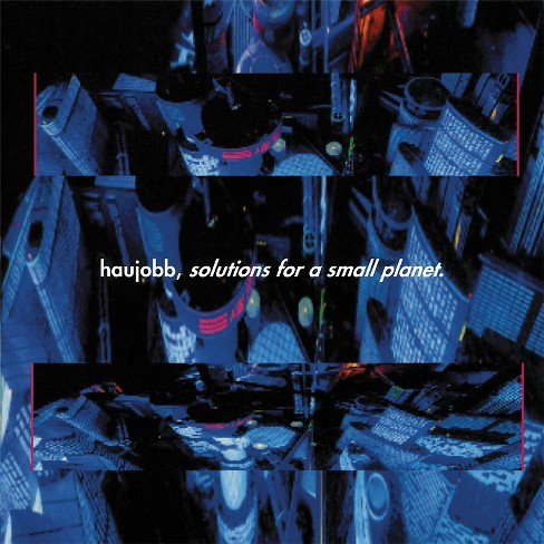 Haujobb - Solutions For A Small Planet (Vinyl) - image 1 of 1