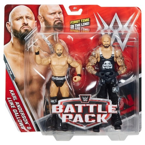 WWE Karl Anderson and Luke Gallows Action Figure 2pk - image 1 of 2