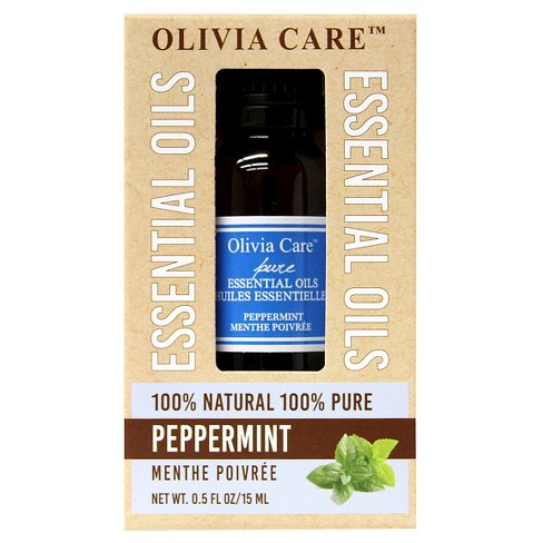 Olivia Care 100% Pure Peppermint Essential Oil 15ml - image 1 of 1