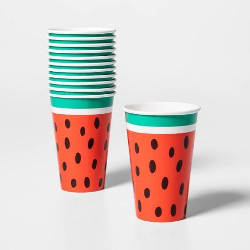 12ct 12oz Watermelon Cup Fruit - Sun Squad™ - image 1 of 2