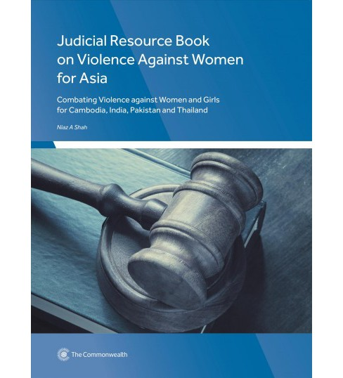 Judicial Resource Book on Violence Against Women for Asia : Combating Violence Against Women and Girls - image 1 of 1