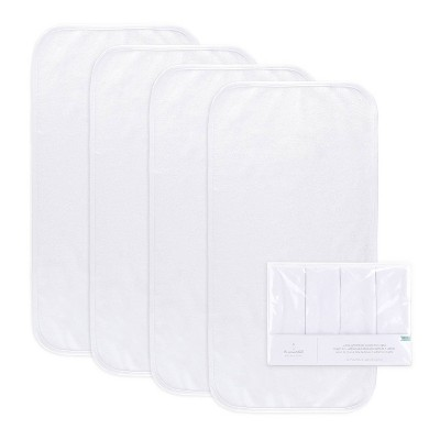 The Peanut Shell Changing Pad Waterproof Liners - 4pk