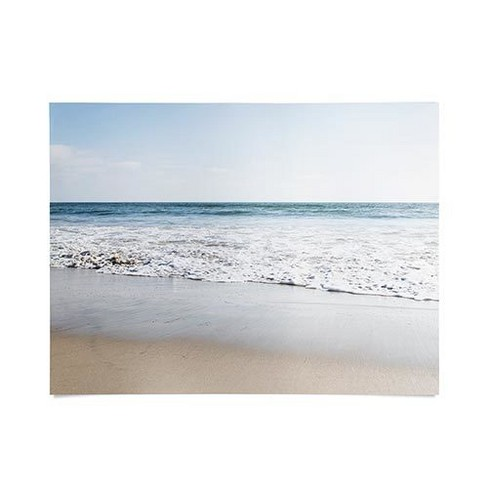 "18""x24"" Bree Madden Sea Sky Unframed Wall Poster Print Blue - Deny Designs - image 1 of 1"