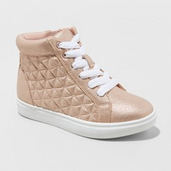 Girls' Meagan Hightop Sneakers - Cat & Jack™