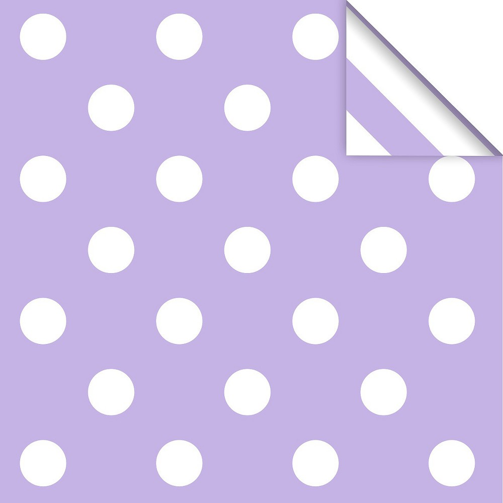 Image of 20ct Lunch Napkin Lavender Printed - Spritz