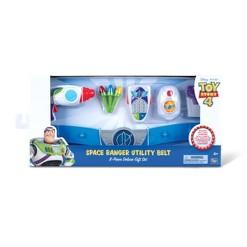 Disney Pixar Buzz Lightyear Toy Story 4 Space Ranger Utility Belt 8pc Deluxe Set