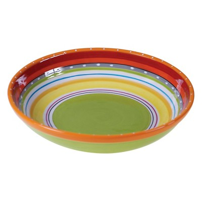 Certified International Mariachi Serving/Pasta Bowl (13.25  x 3 )