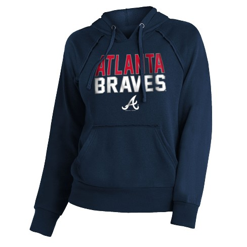 cheap for discount c6408 86c73 Atlanta Braves Women's 7th Inning Stretch Hoodie XS