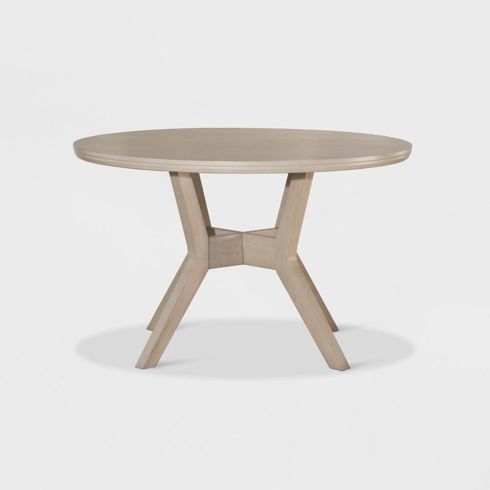 5pc Elder Park Round Dining Set White Sands - Hillsdale Furniture