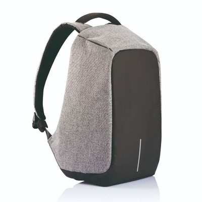 XD Design P705.562 Bobby Extra Large Anti Theft Compact Travel Laptop Case Backpack with USB Port and Hidden Compartments, Grey