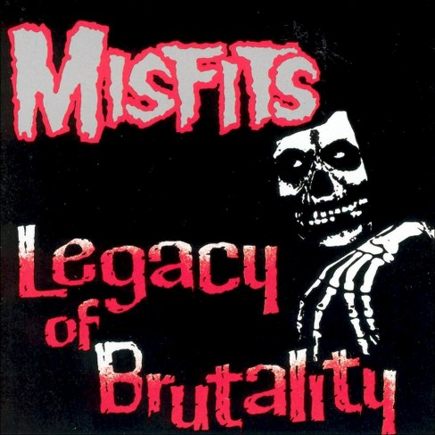 Misfits - Legacy of brutality [Explicit Lyrics] (Vinyl) - image 1 of 2