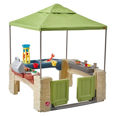 Step2 All Around Playtime Patio with Canopy - image 1 of 18