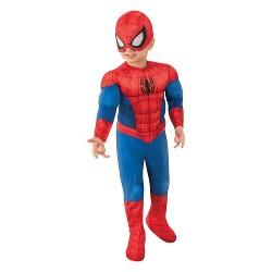 Toddler Marvel Spider-Man Halloween Costume Jumpsuit
