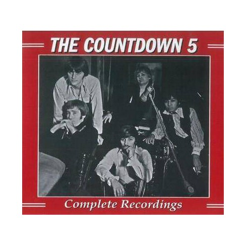 Countdown 5 - Complete Recordings (CD) - image 1 of 1