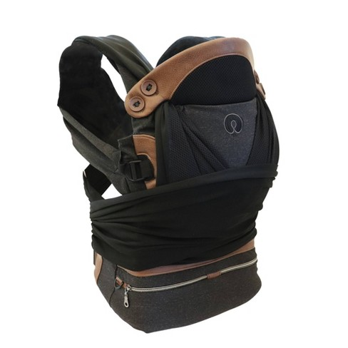 Boppy ComfyChic Carrier - Charcoal - image 1 of 4