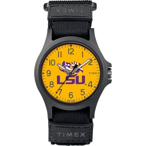 NCAA LSU Tigers Tribute Collection Pride Men's Watch - image 1 of 1