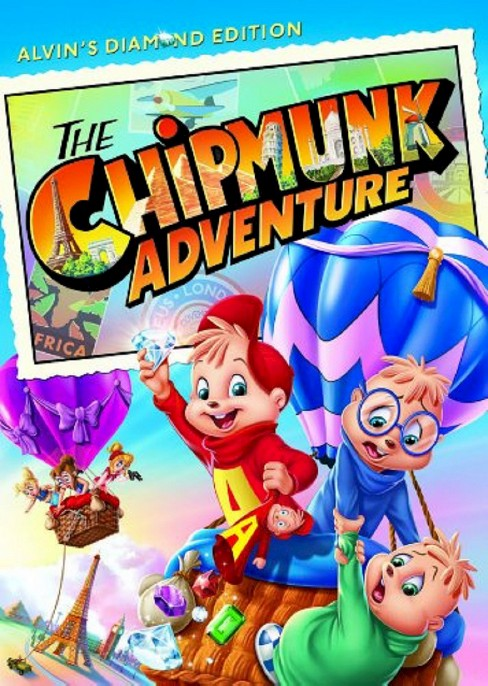 The Chipmunk Adventure - image 1 of 1