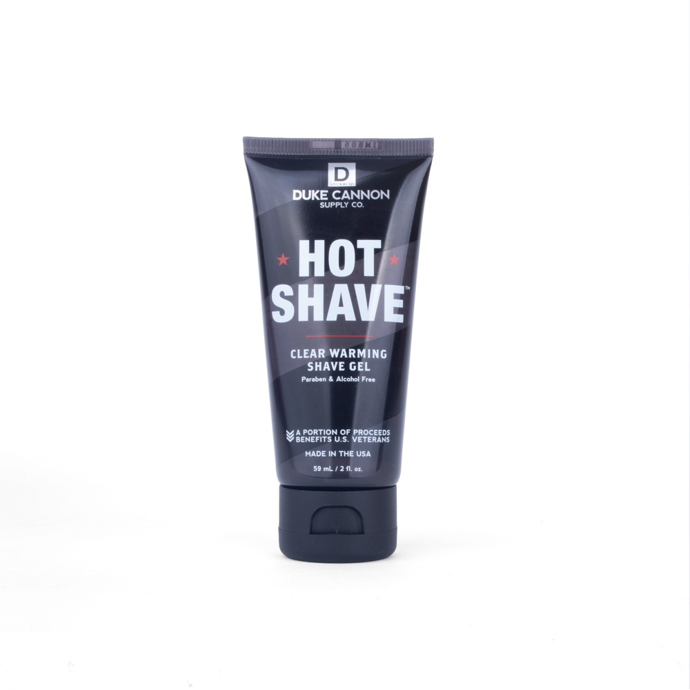 Turn shaving into something you enjoy doing with Duke Cannon Superior Grade Shave Cream. The smooth cream will cover your facial hair in a light lather, making it easy to shave away the stubble. It features aloe to give you instant relief while you\\\'re shaving, leaving a comfortable feeling once you\\\'re done. The light, citrusy bergamot scent will even help wake up your senses first thing in the morning. Perfect for brush shavers, but can be used without a brush.-Aloe Vera for relief-Shea Butter for hydration -Macadamia Nut Oil for the closest possible shave -Calendula extract for recoveryDuke Cannon Superior Grade Shaving Cream is for men of higher taste, not for clowns. Pair this 6 ounce bottle with our Cooling After-Shave for the best one-two punch since beans and franks. We value things like hard work, family, community, bacon and country; we champion builders, creators, sledge hammerers, holders of doors and fixers of toilets; we have the utmost respect for teachers and farmers and soldiers and first responders?so it?s no wonder good folks feel right at home in Duke Cannon Country and using Duke Cannon men\\\'s grooming goods.