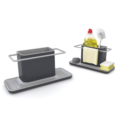 Joseph Joseph Caddy Sink Area Organizer Large Gray Target