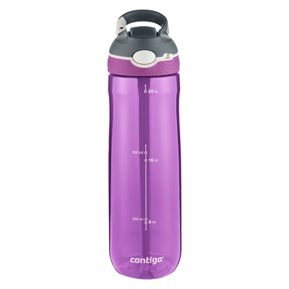 Contigo Ashland 24oz Water Bottle Radiant Orchid, Purple