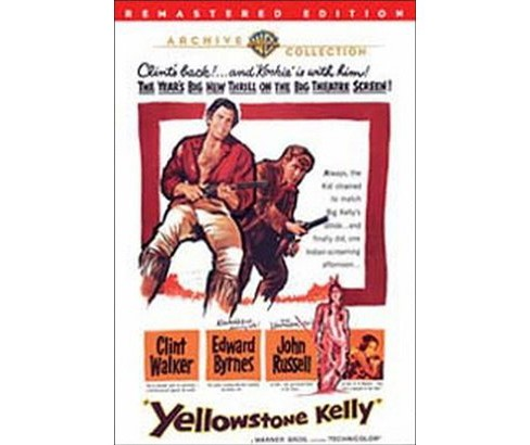 Yellowstone kelly (DVD) - image 1 of 1