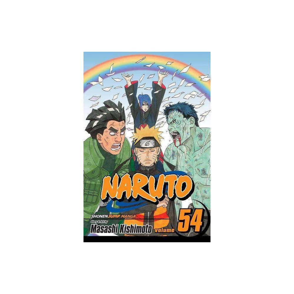 Naruto V54 By Masashi Kishimoto Paperback