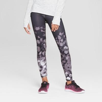 2cff10c276c Girls  Printed Performance Leggings – C9 Champion® Black Tulips XS ...