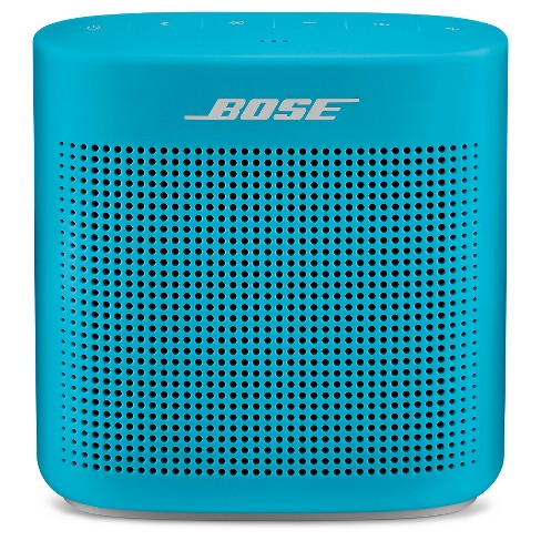 Bose Soundlink Color Bluetooth Speaker Ii Blue Target