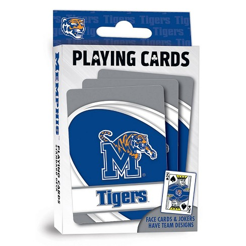 NCAA Memphis Tigers Playing Cards - image 1 of 1