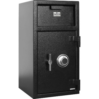 Templeton Safes Depository Safe with Internal Keyed Locking Compartment and External UL Listed Combination Lock