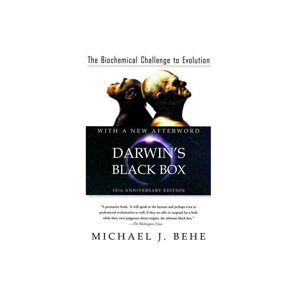 Darwin S Black Box 10th Edition By Michael J Behe Paperback