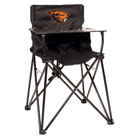 ciao! baby® Oregon State Beavers Portable High Chair in Black - image 1 of 1