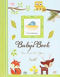 Baby's Book: The First Five Years by Peter Pauper Press (Record Book)