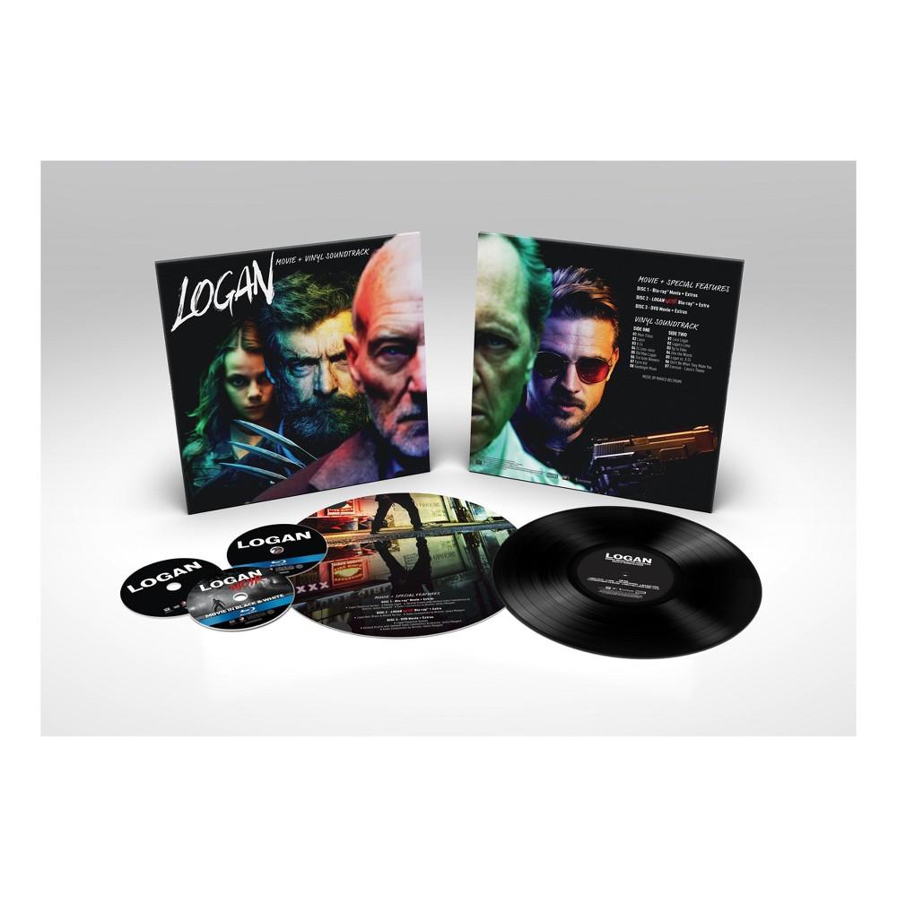 Logan (Blu-ray + Dvd + Digital + Vinyl)