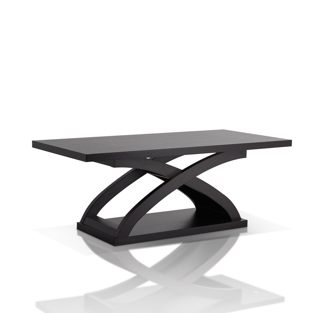Henry Coffee Table Roasted Coffee - Homes: Inside + Out
