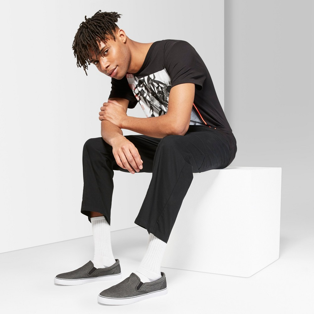 Men's Short Sleeve Graphic T-Shirt - Original Use Black XS