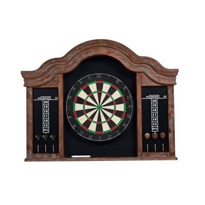 Barrington Kingsbury Premium Dartboard Cabinet