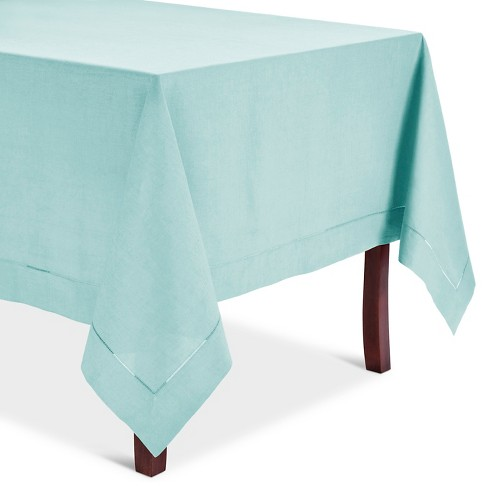 Hemstitched Tablecloth - image 1 of 1