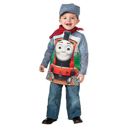 18677d033943 Thomas The Train Kids  Deluxe James Costume   Target