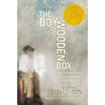 The Boy on the Wooden Box - by  Leon Leyson (Paperback)