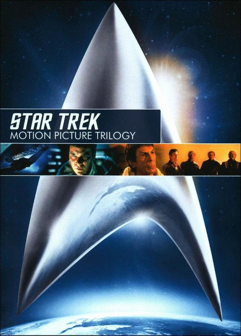 Star Trek: Motion Picture Trilogy [3 Discs] - image 1 of 1