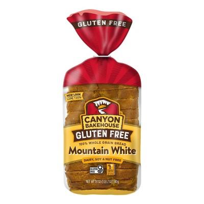 Canyon Bakehouse Gluten Free Mountain White Bread - 18oz