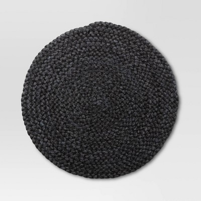 Maize Charger Placemat Black - Threshold™