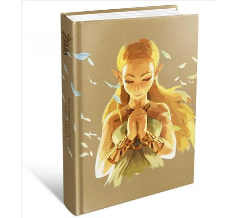 Legend of Zelda Breath of the Wild : The Complete Official Guide -  by Piggyback (Hardcover) - image 1 of 1