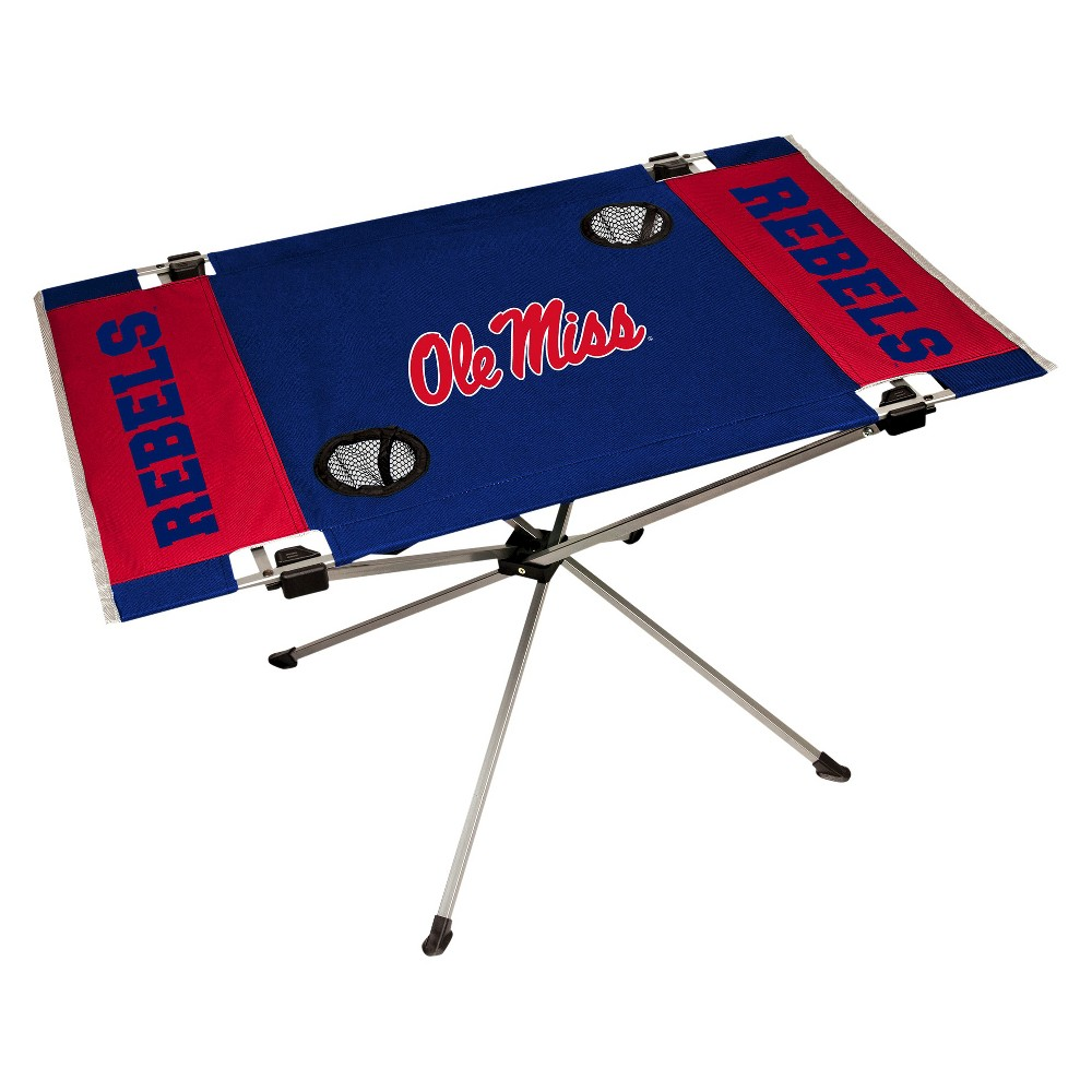 Ole Miss Rebels Portable Table Rawlings